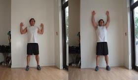 FITBOMB: Round 3 / Day 10: 2K3 Turbulence Training Workout A