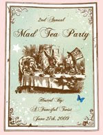 Mad Tea Party - June 27th