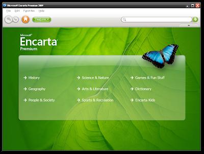 Brave New World: Microsoft Encarta RIP