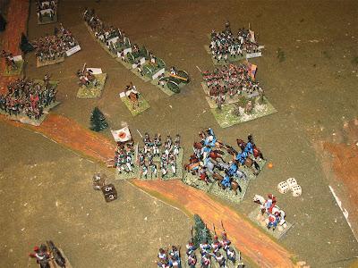 Saxons vs. Russians