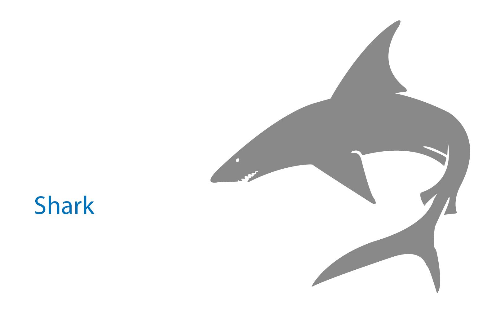 GIMP Chat O Shark Teeth