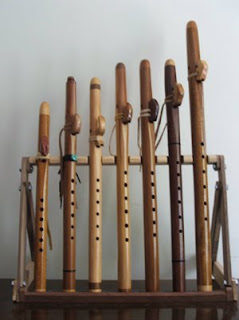 Native American Music: III  Traditional Instruments of Native America
