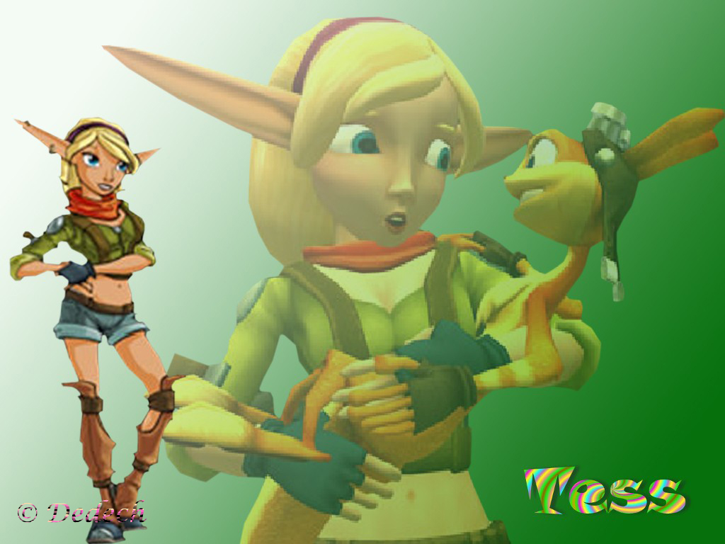 There Jak and daxter keira hentai