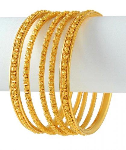 Gold Bangles Models | Jewelry Fashions