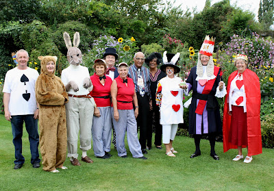 The Mad Hatter S Tea Party Theme Created A Wonderful Atmosphere With Lots Of Our Guests