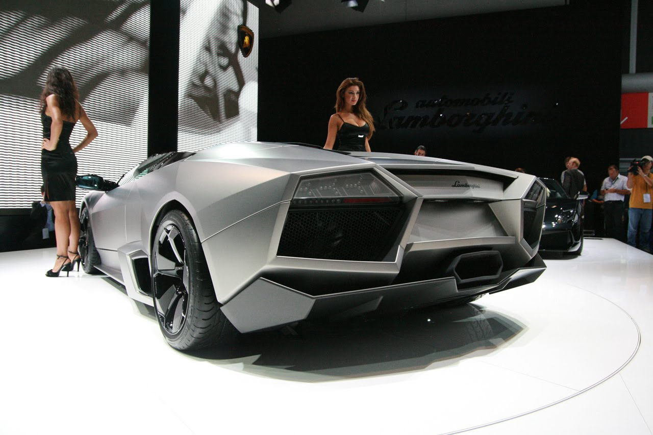 otomotif: lamborghini reventon roadster 2010 specification