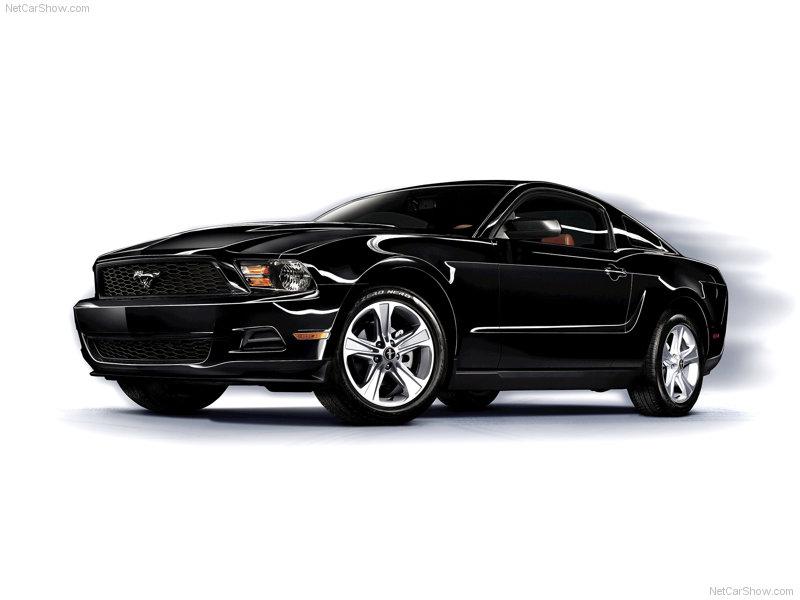 2011 Ford Mustang V6 Wallpapers and Stills ~ Vivid Car