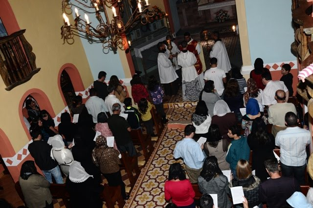 New Liturgical Movement: New Traditional Carmelite