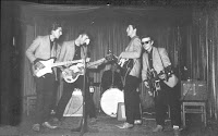 The Beatles at the Indra, Hamburg, Germany - August 17, 1960