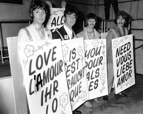 In The Life Of The Beatles All You Need Is Love