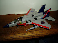 Starscream vehicle mode