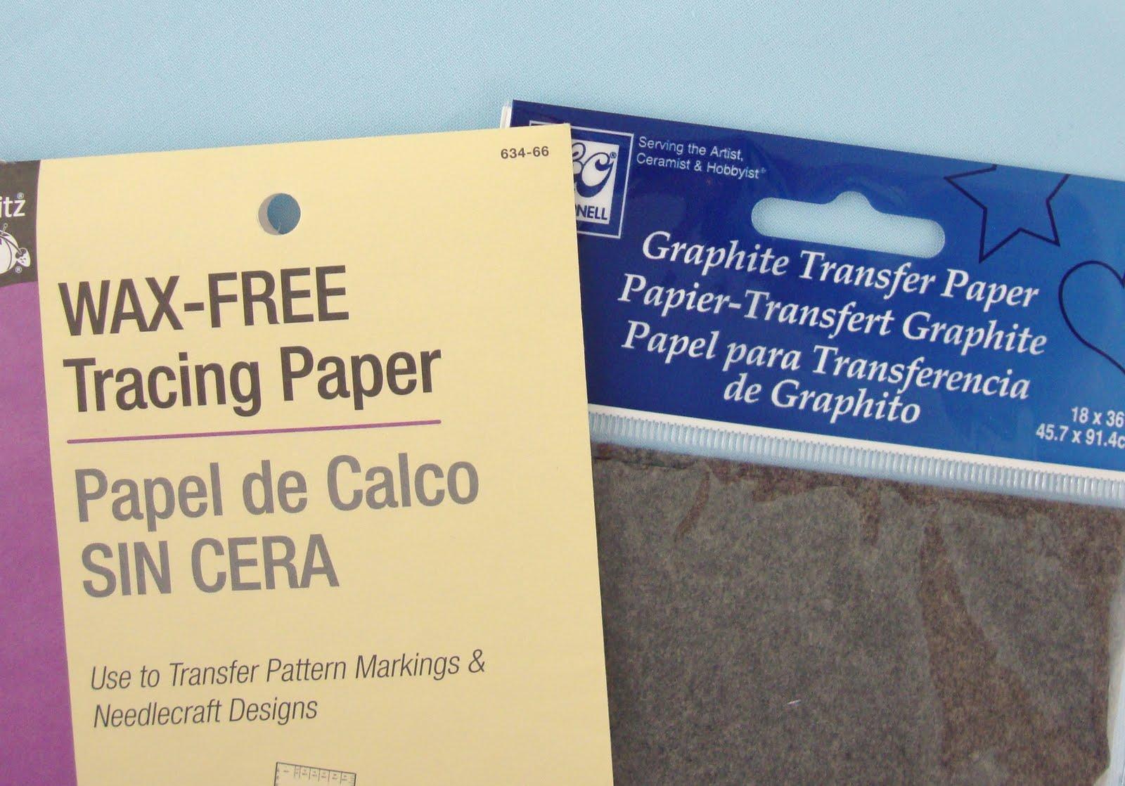 Big B Ideas On Transferring Patterns To Fabric