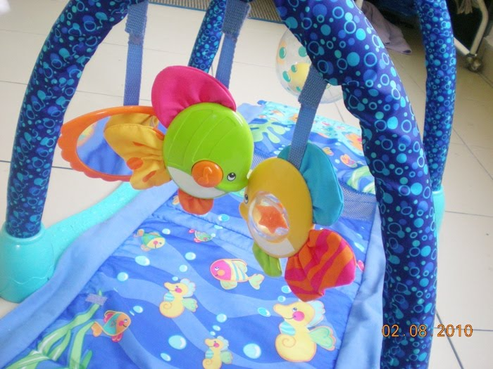 Nurul Azham S Shoppe Fisher Price Newborn Ocean Wonders