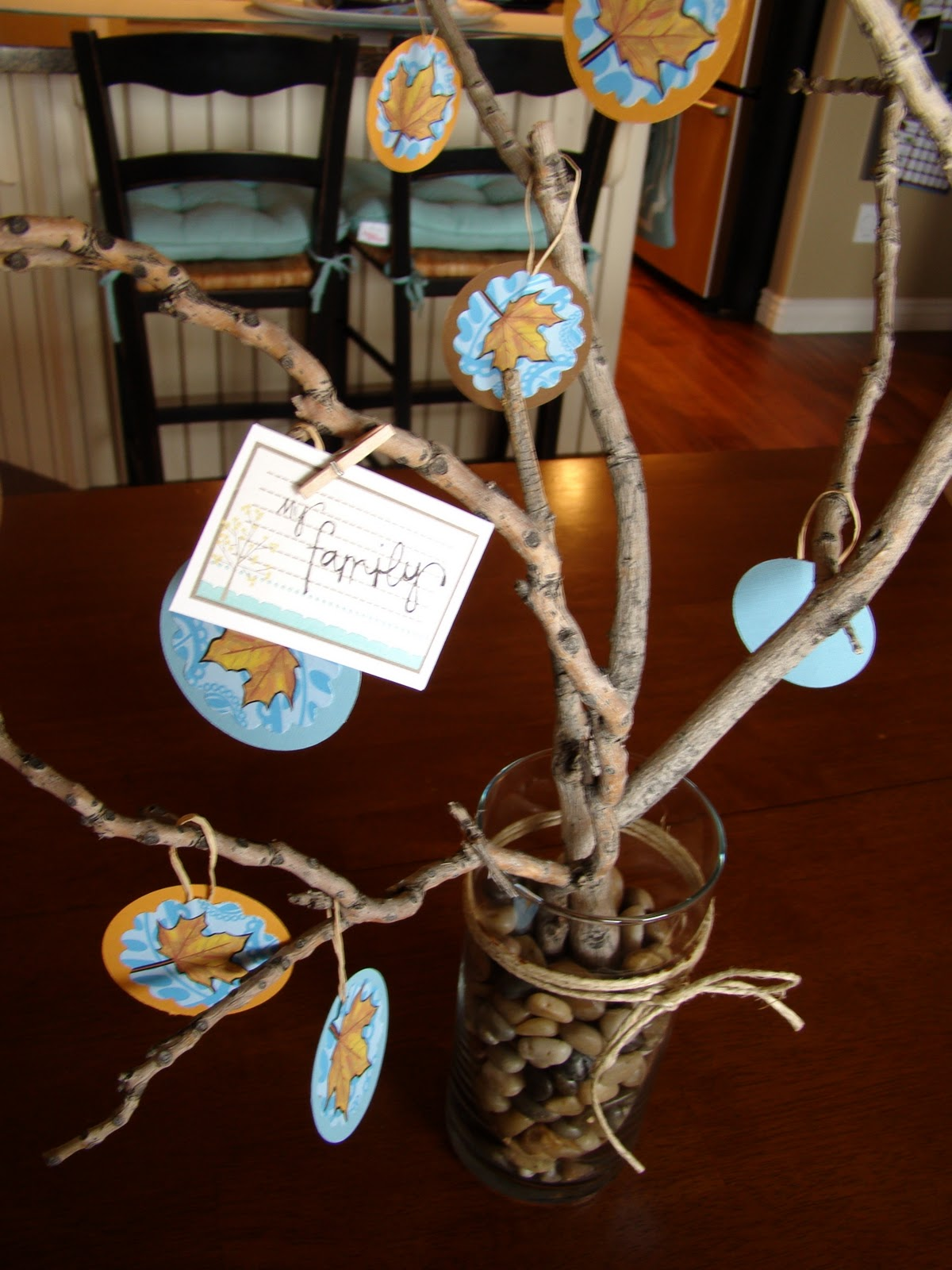 The Fickle Pickle Thankful Trees Activity Days