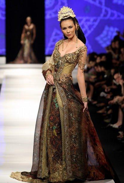 Fashion Finalis Make Your Dream Come True With Kebaya