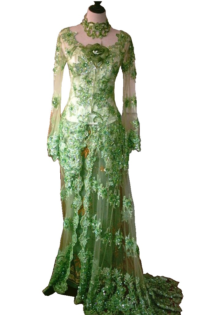 fashion Baju Kebaya Modern Batik Indonesia