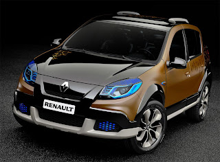 agamemnon renault sandero stepway concept. Black Bedroom Furniture Sets. Home Design Ideas