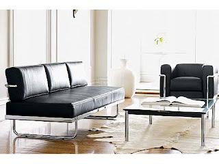 Le Corbusier Lc5 Sofa Bed