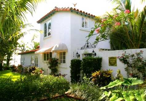 Historic Homes In Florida 1920s Mizneresque Property For Sale In