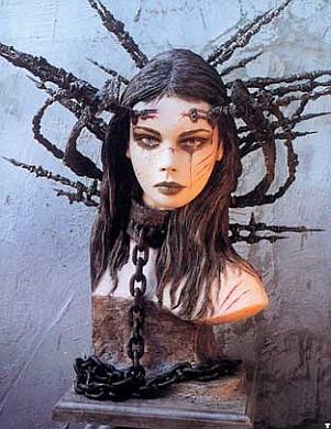 Gothic Girl Wallpaper Fantasy Aprendendo Arte