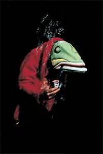 Fish-or-man
