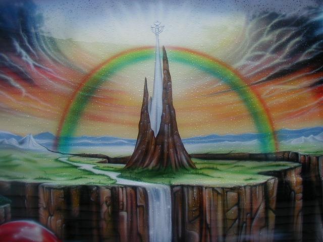Resultado de imagen de torre de marfil de la historia interminable