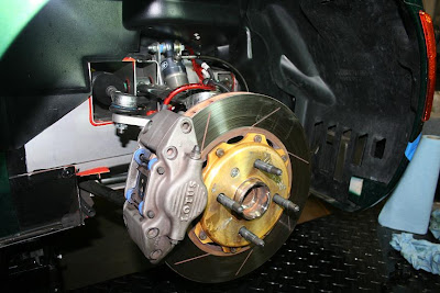 Sector111's Tasty Innovations Blog: New Wheel Studs & SS