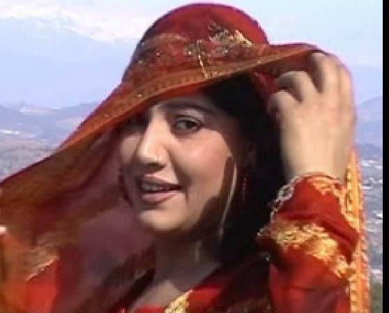 semono iku: Pashto Telefilm's Model-Actress Ghazal Gul