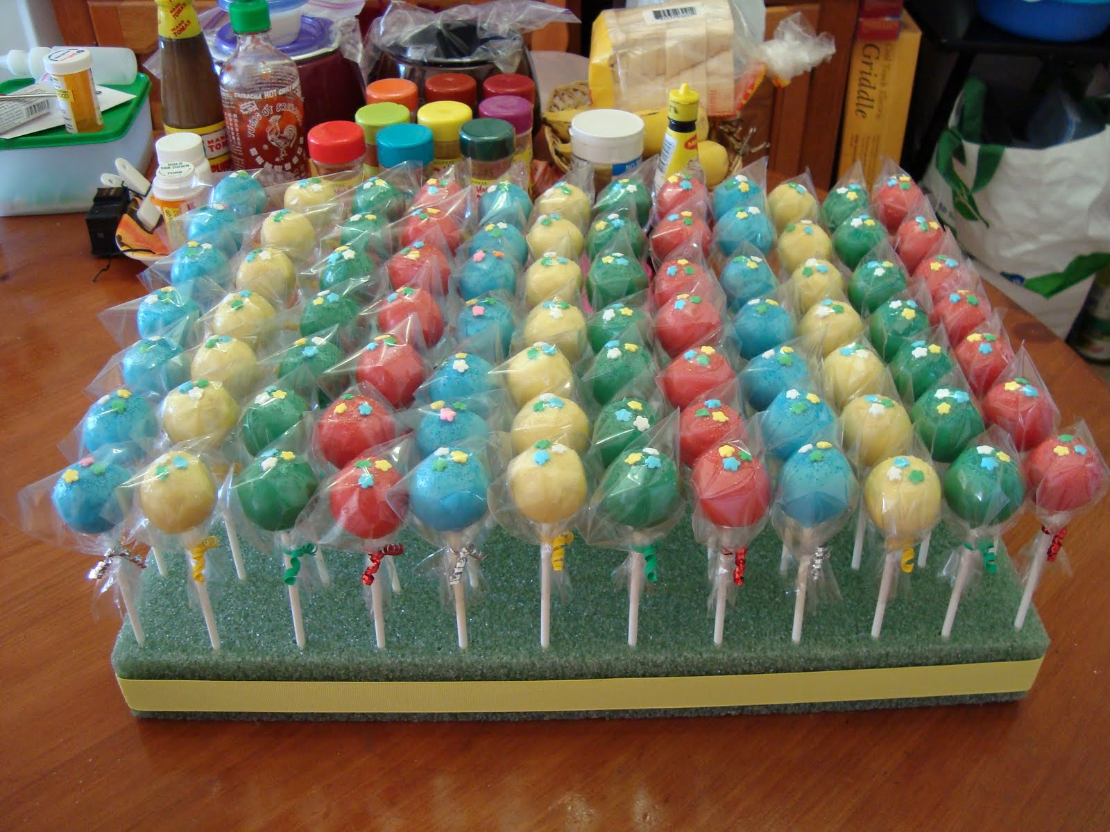 BLISS! Hawai`i Cake Pops & Truffles, LLC: Jericho's 2nd