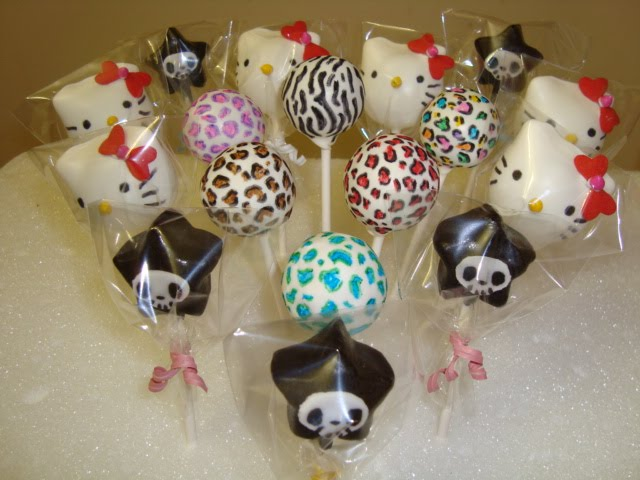 bliss hawaii cake pops amp truffles llc leopard and