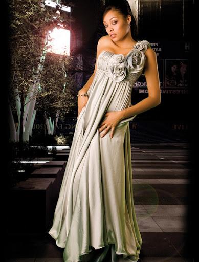 Вечерние платья - N-124