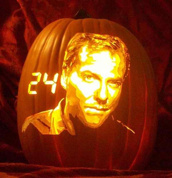 24 Jack Bauer 4Ever Happy Halloween Kiefer Sutherland Style