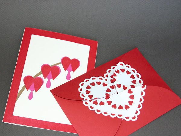 Valentine's Day Themed Cards