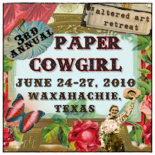 Twenty-Ten Paper Cowgirl