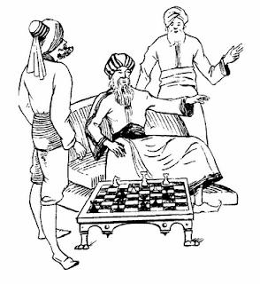 La Fábula del Tiempo: La leyenda del ajedrez