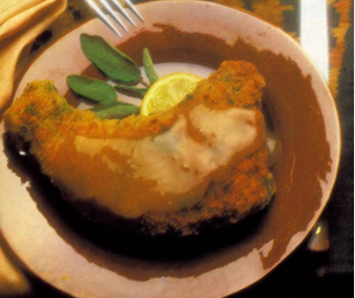 Recetas de Cocina Receta Cocina Francesa Chuletas de