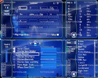 Web Tool per creare basi musicali complete,senza saper nulla di scale e corde.