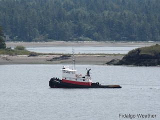 The Tug Boat Swinomish