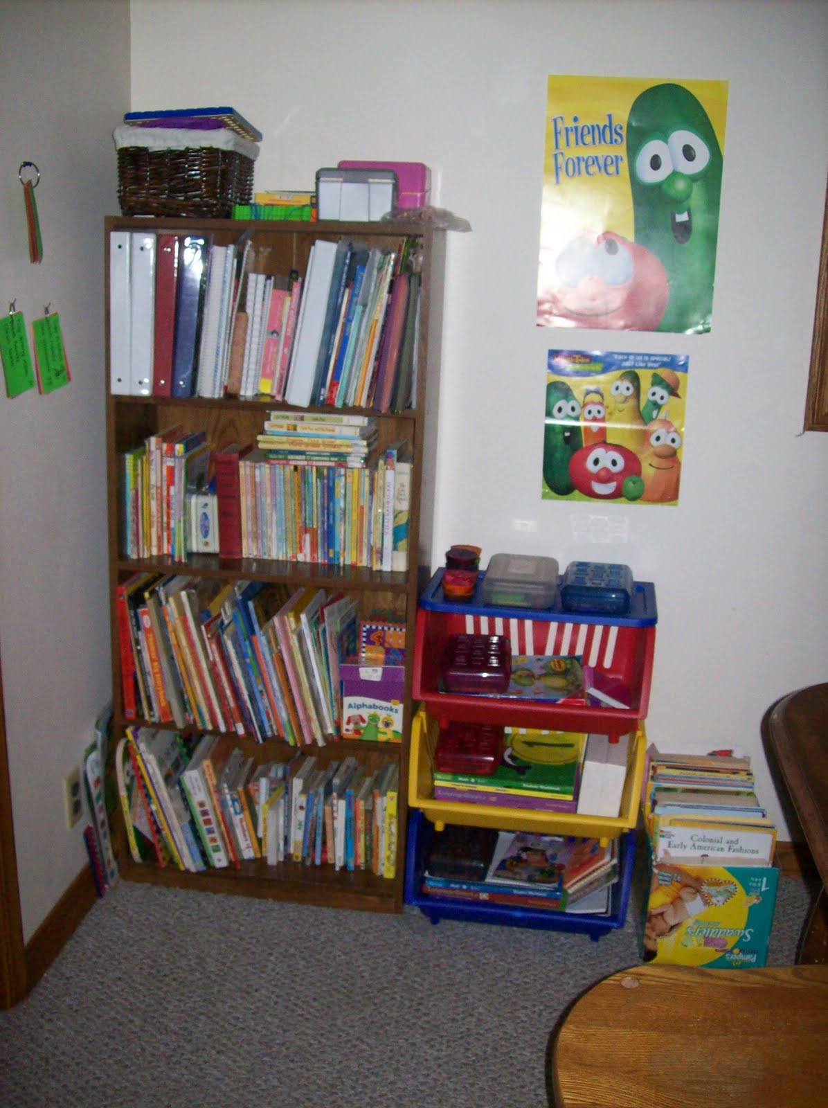 Working On A Full House New School Room Rt Of