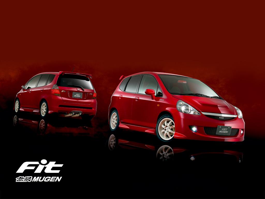 Logbook Honda Fit Mugen Edition: Car Modification - Review Car