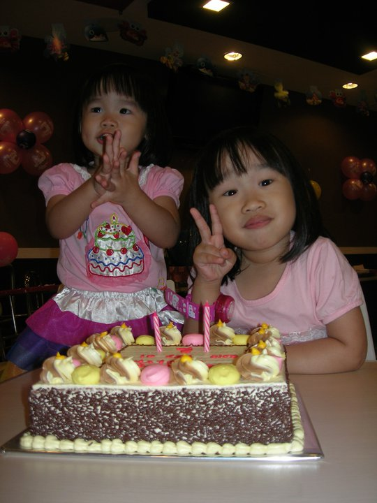 *the little prince diary*: Jacelyn's Birthday Party - KFC ...