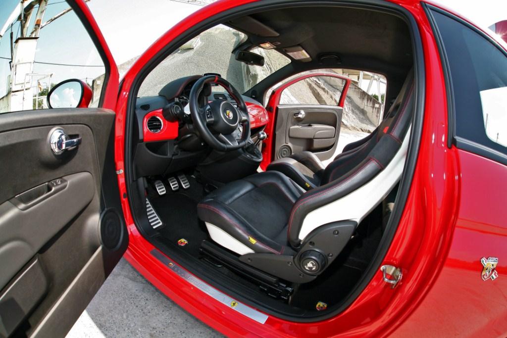 Fiat 500 Interior Parts