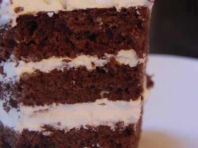 Dorie Greenspan Black And White Cake