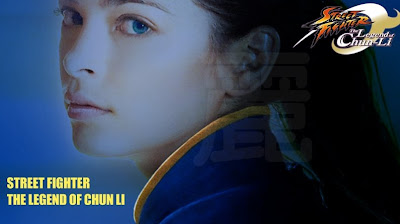 Street Fighter the Legend of Chun Li Movie