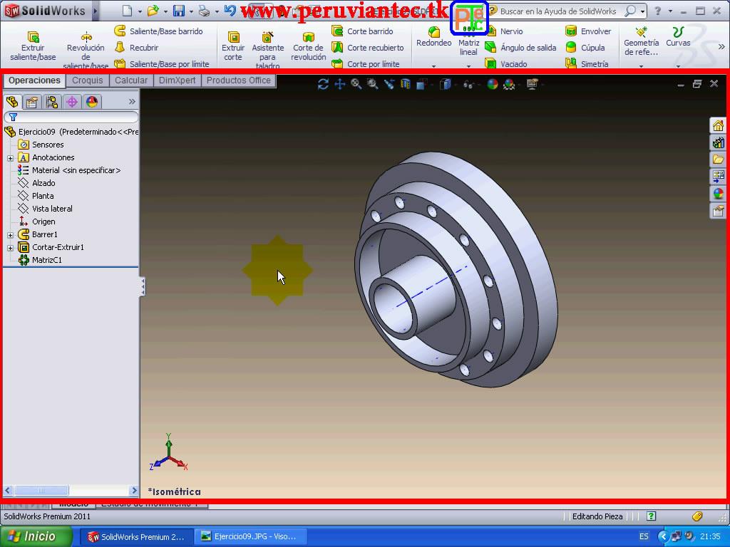 96 videos de solidworks 2011 para aprender en casa con for Programa para hacer planos en linea