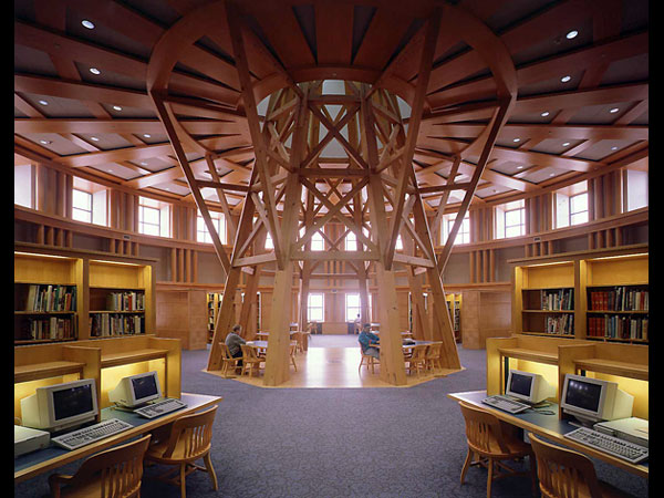 Design Slate Covers Library Extinction Architecture