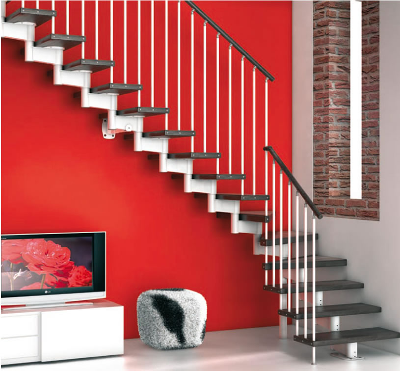 Lighting Basement Washroom Stairs: Creative And Beautiful Stairs For Your Interior Design Ideas