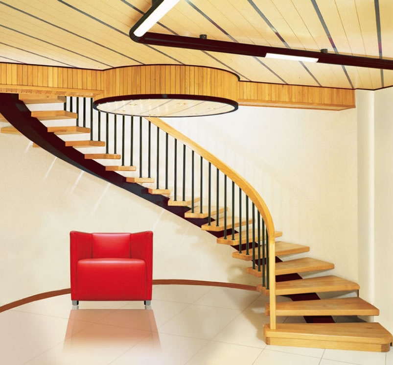Creative And Beautiful Stairs For Your Interior Design Ideas