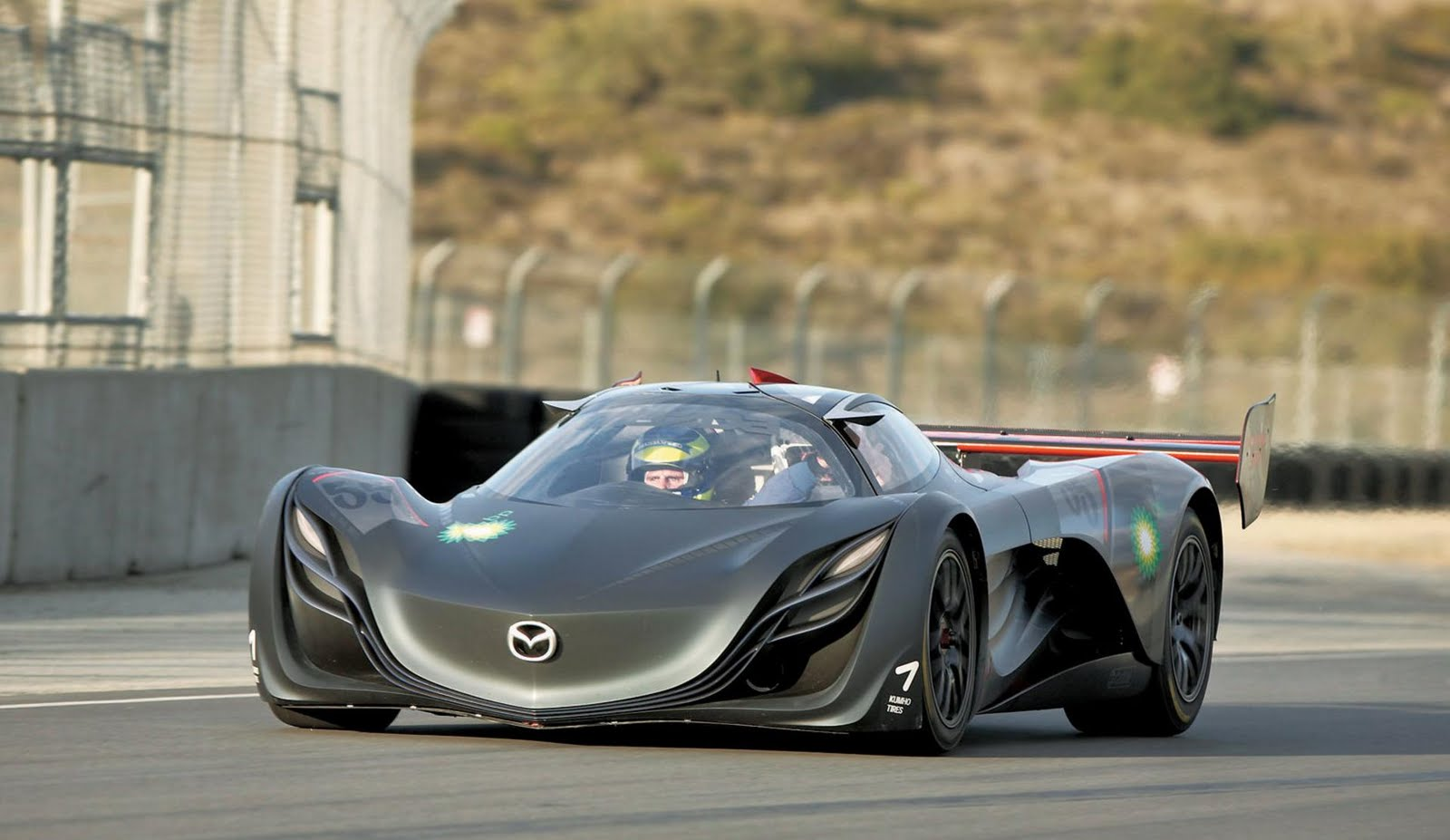 expensive new cars: mazda to present a new concept car