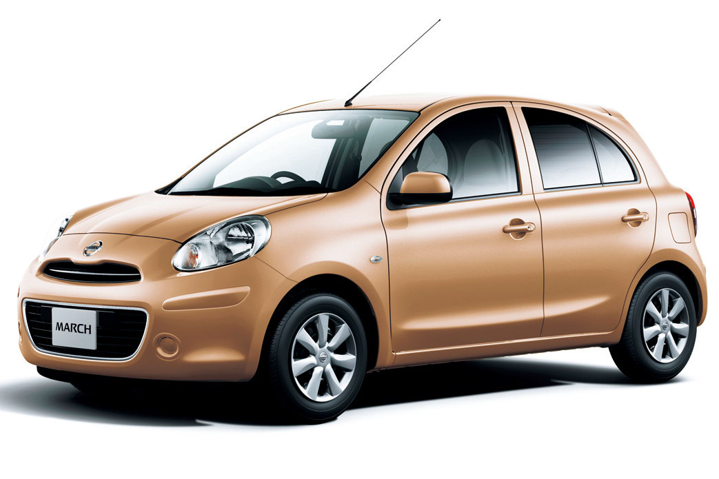 BEST CAR: 2011 Nissan March